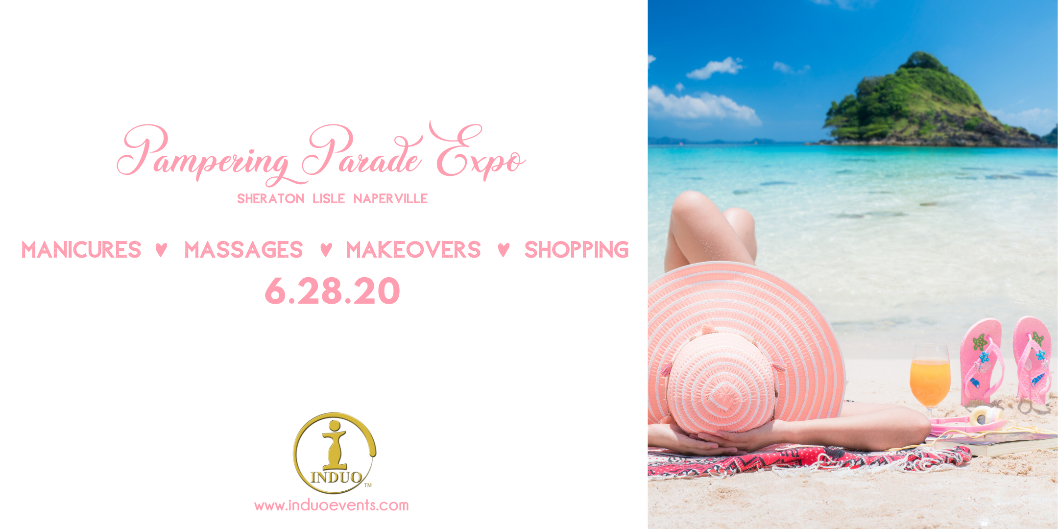 Induo's 5th Annual Pampering Parade Women's Expo