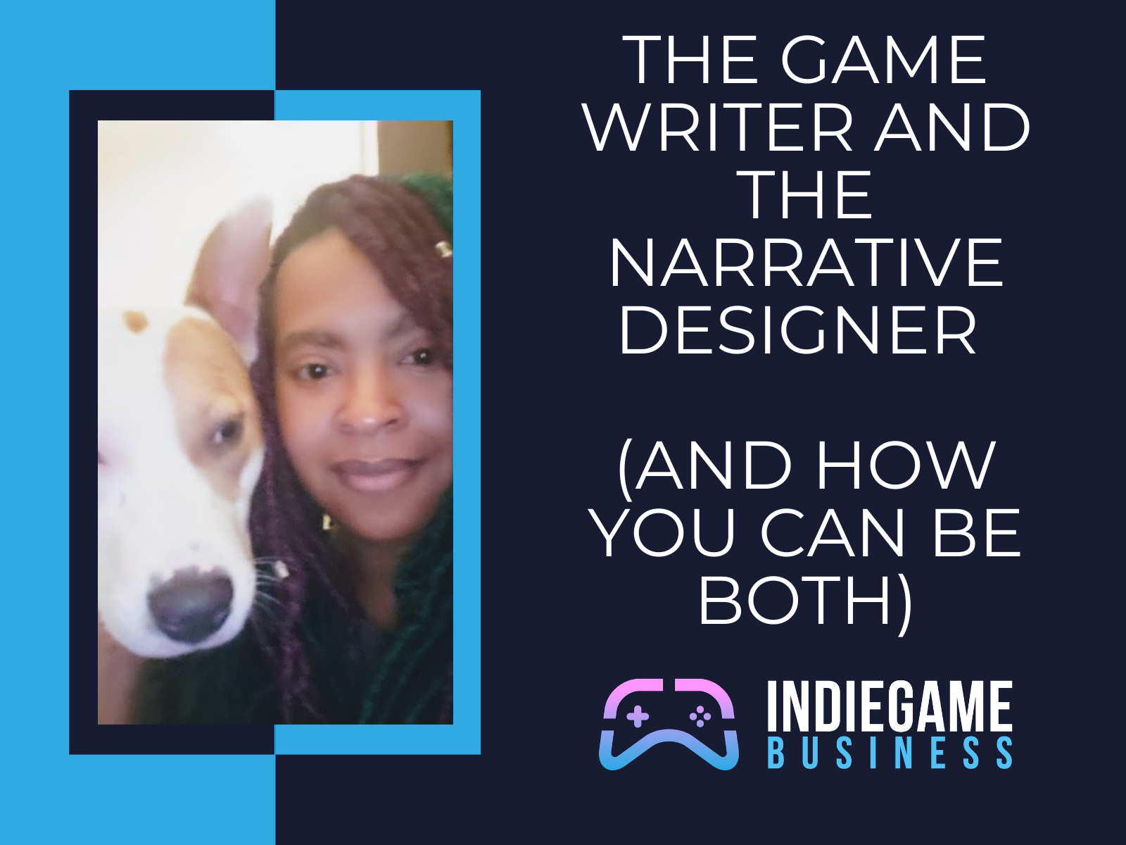 The Game Writer and the Narrative Designer (and How You Can Be Both)