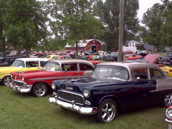 Town of Scotland Neck presents the 14th Annual Classic Car Show