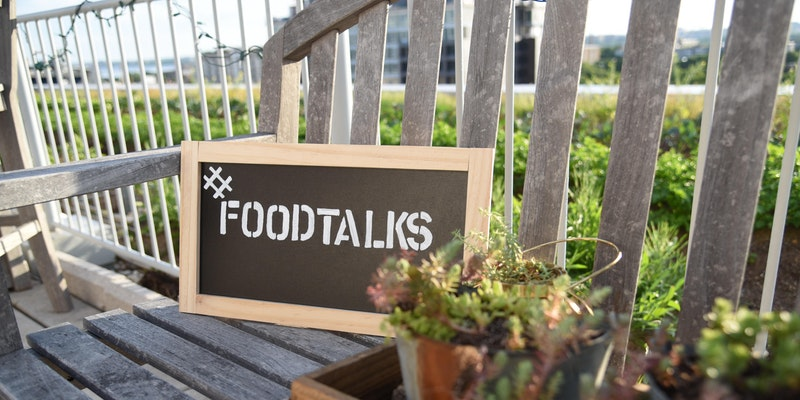 FoodTalks: Food Stories from DC's Rooftop Part II