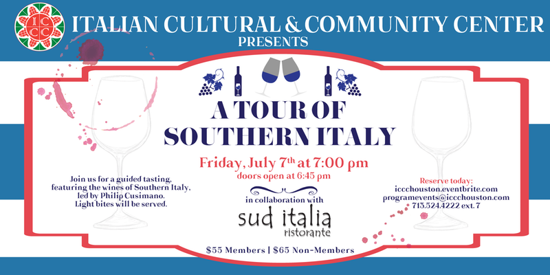 Come Wine With Us: A Tour of Southern Italy