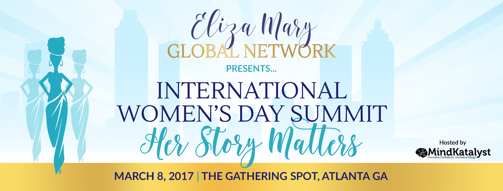 EMGN International Women's Day Summit