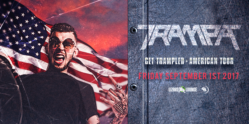 Trampa | Lizard Lounge | Dallas TX | 9/01/17