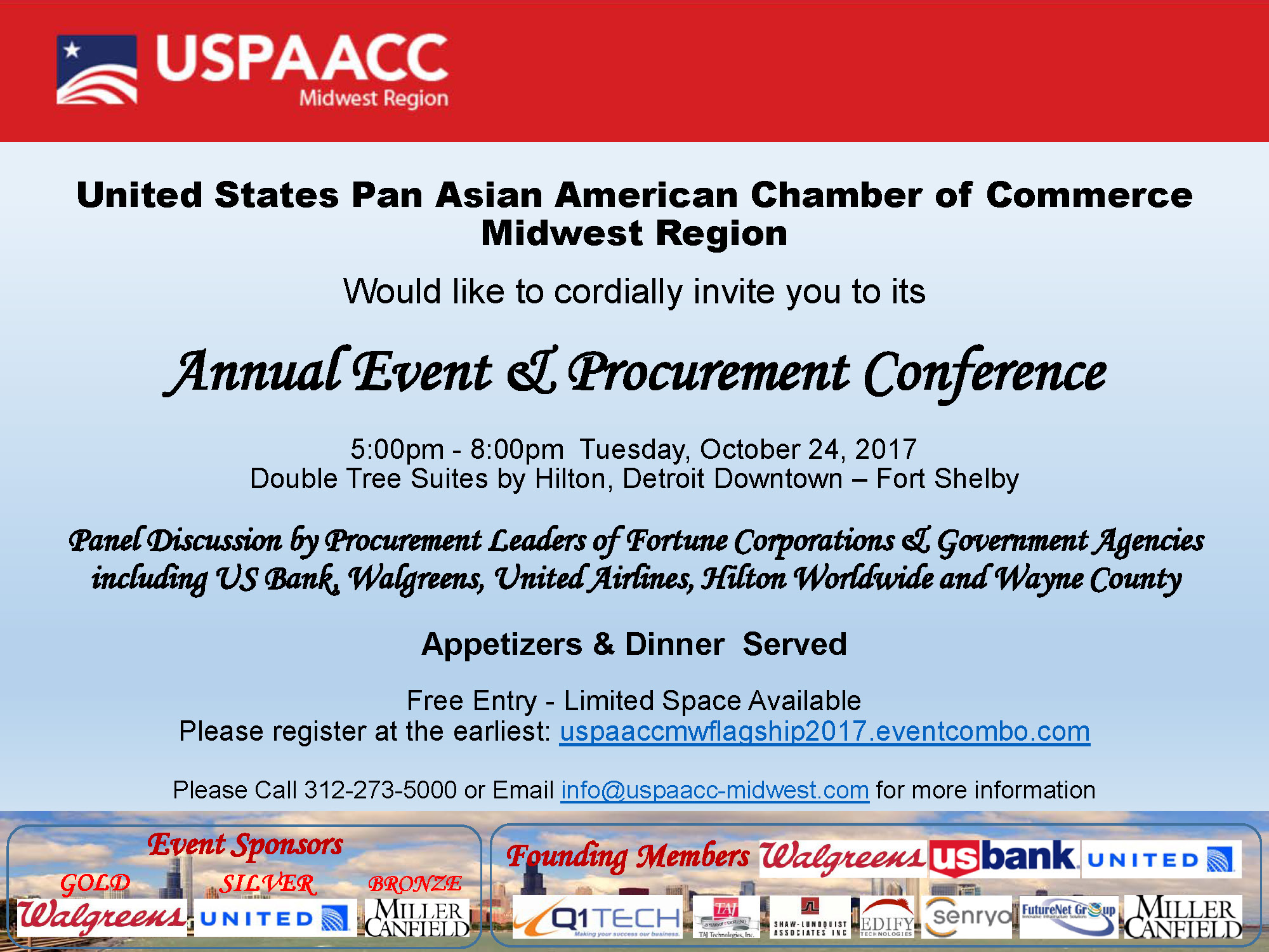 USPAACC Midwest Annual Flagship Event & Procurement Conference