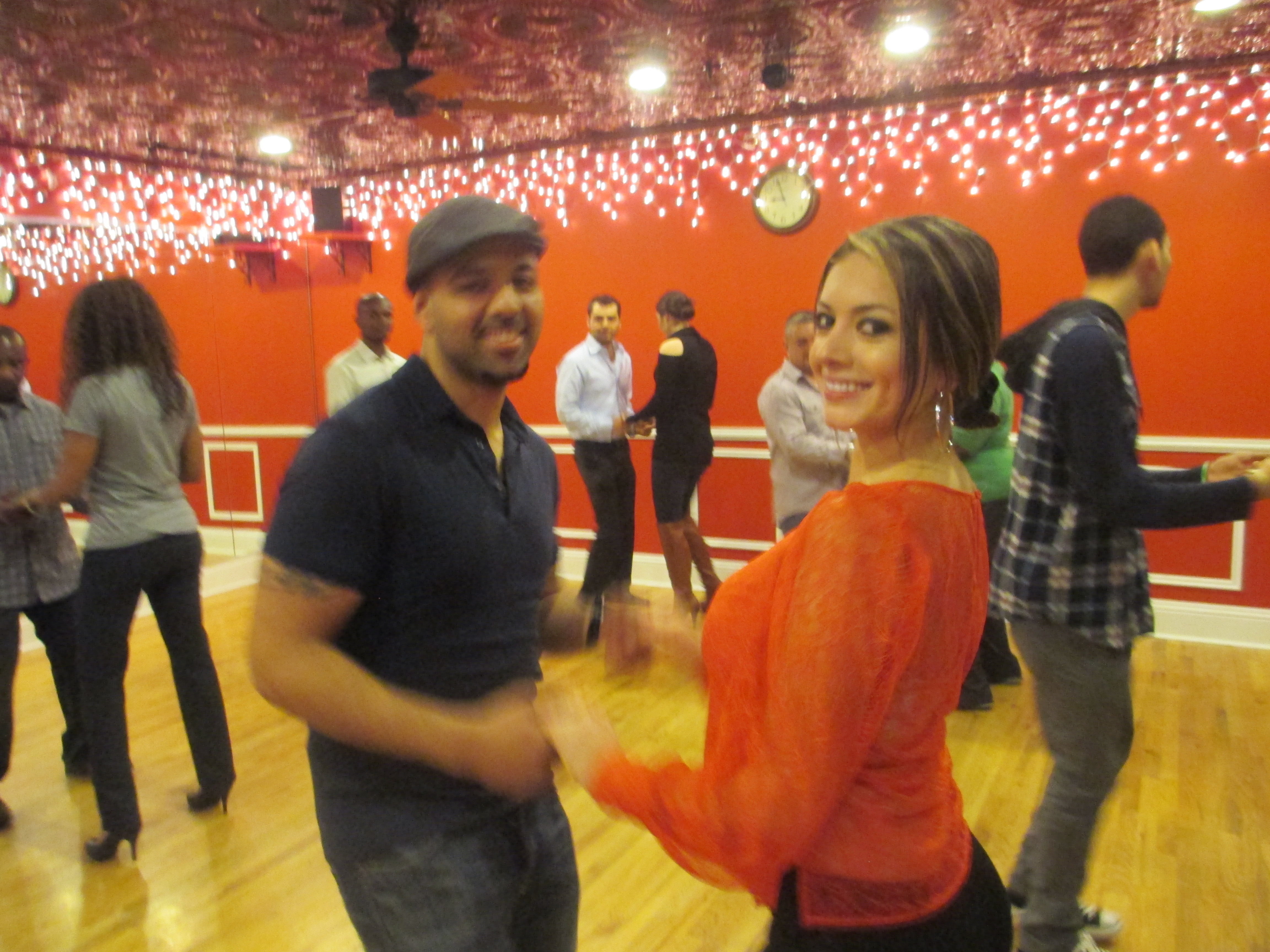 Salsa Dance Classes NYC for FREE