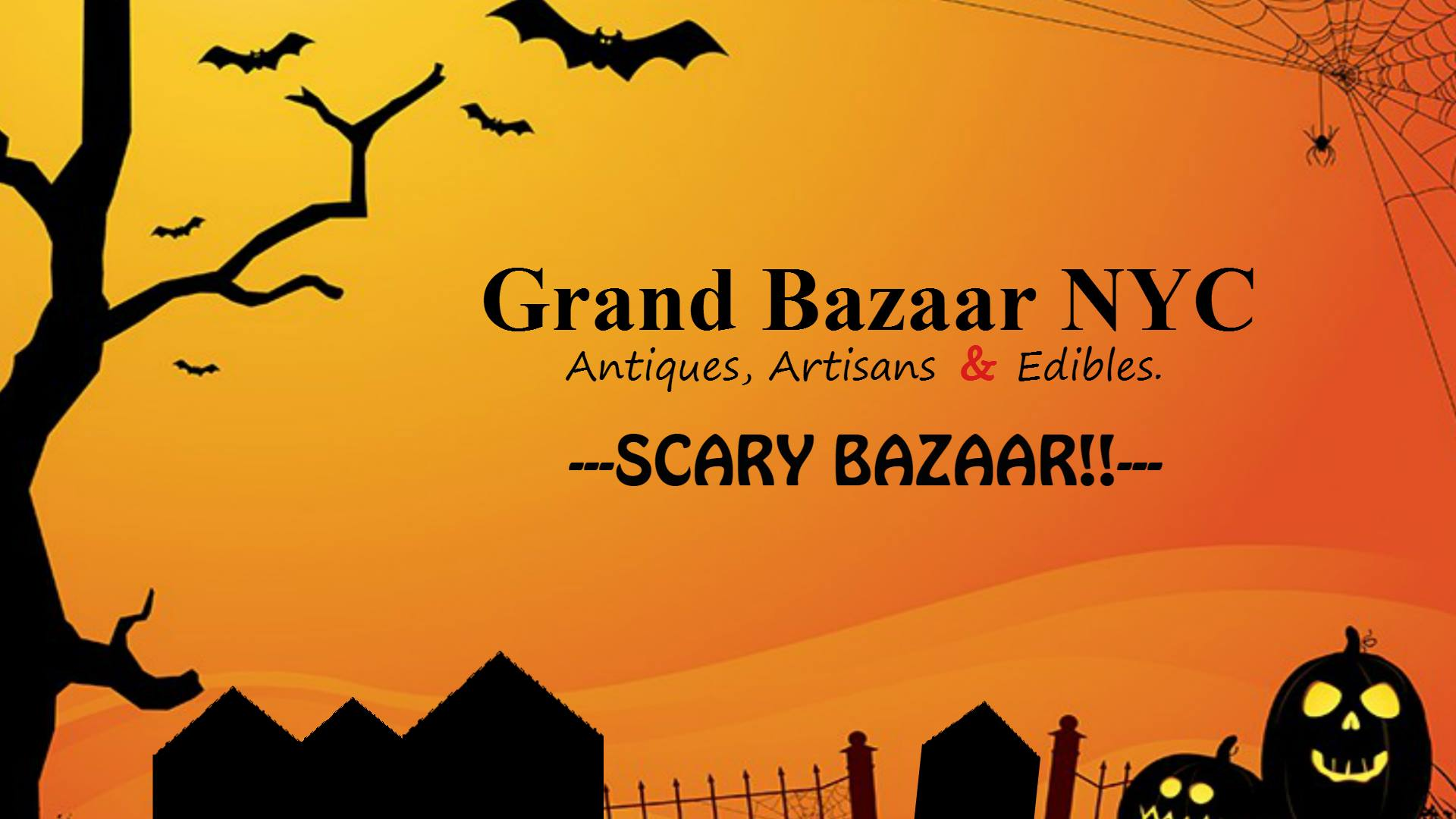 scary bazaar halloween special in new york city