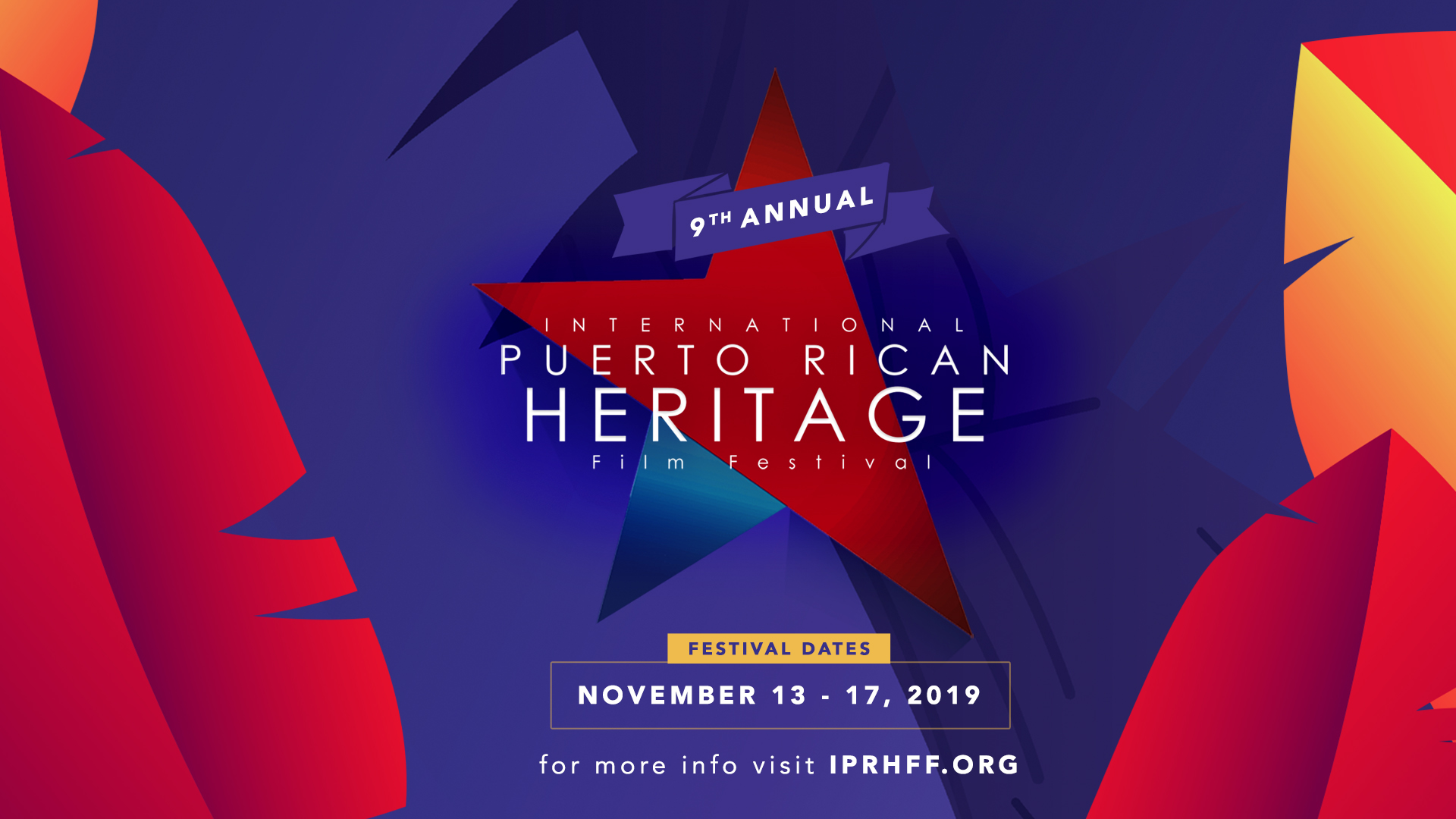 International Puerto Rican Heritage Film Festival 11/15