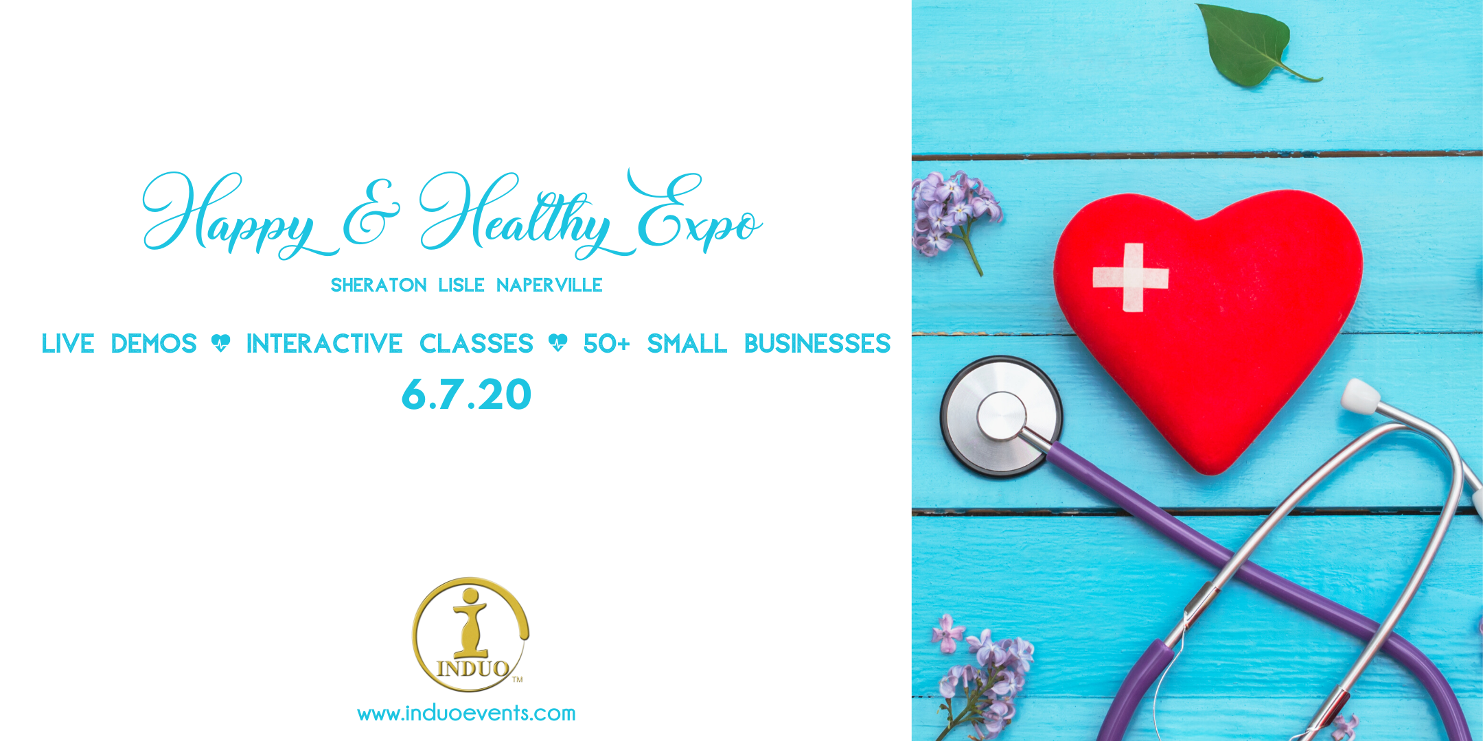 4th Annual Happy & Healthy Expo