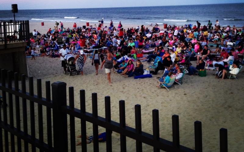 Boardwalk Concert Series