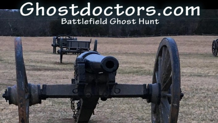 Ghost Doctors Battlefield Ghost Hunting Tour