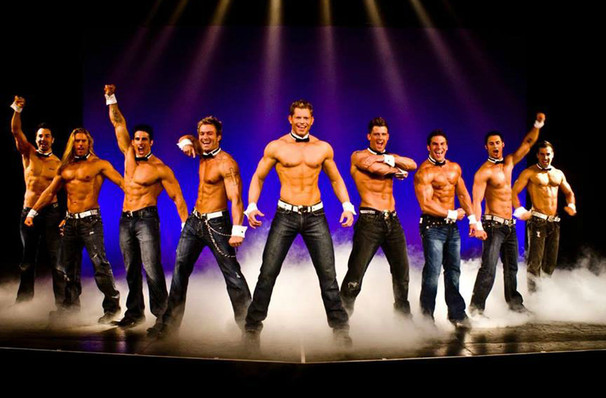 Chippendales at The Theatre of Living Arts