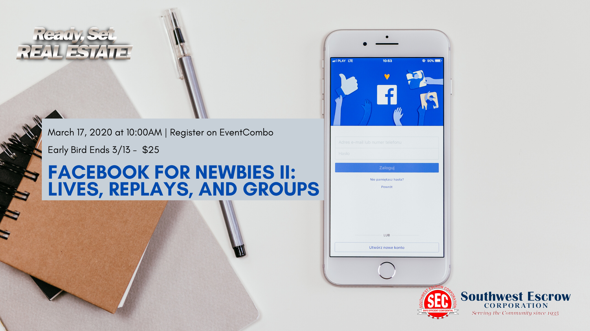 Facebook for Newbies II: Lives, Replays, and Groups