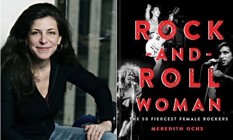 Rock & Roll Woman book signing!