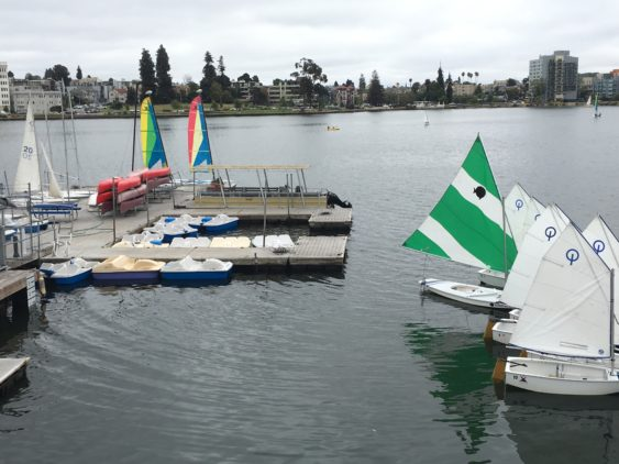Final Day: Water Sleigh Rides & Caroling on Lake Merritt