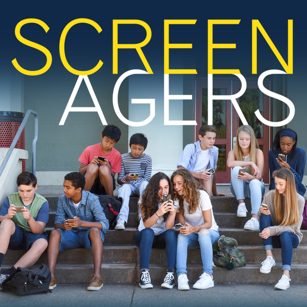 Screenagers Film Presented By Hungary Creek Middle and Echo Lake Elementary PTA