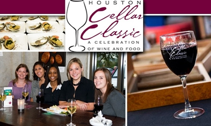 Houston Cellar Classic Grand Tasting
