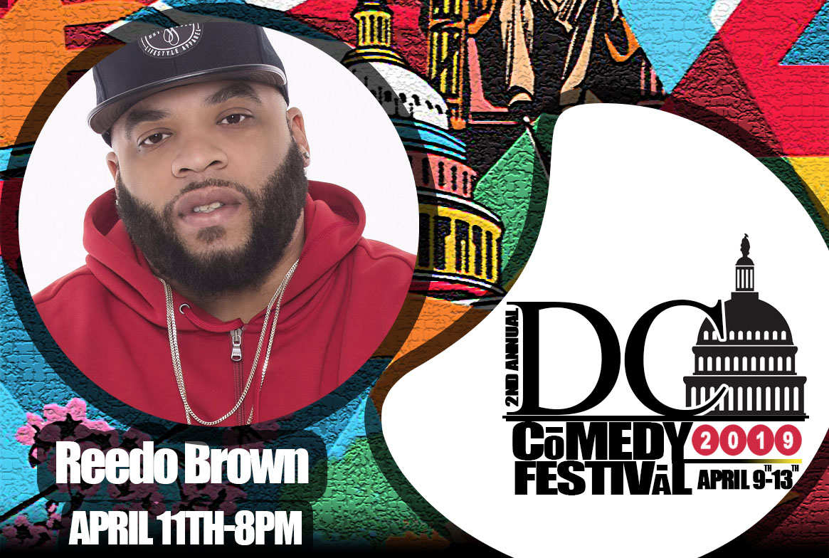 DC Comedy Festival: Reedo Brown