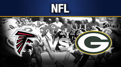 Atlanta Falcons vs.Green Bay Packers