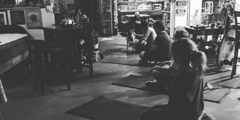 Bedtime Community Yoga at Sleep Bedder
