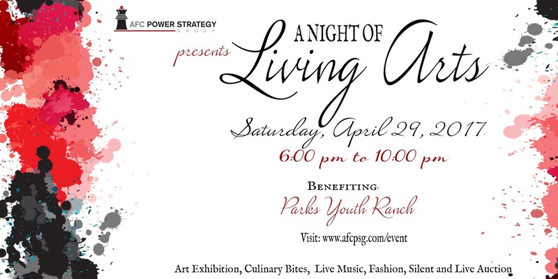 A Night of Living Arts