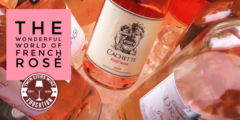 The Wonderful World of French Rosé