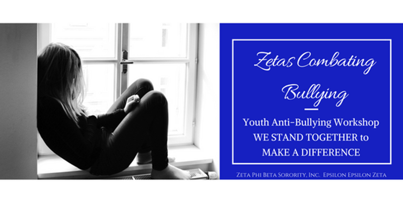 Zetas Combating Bullying Workshop