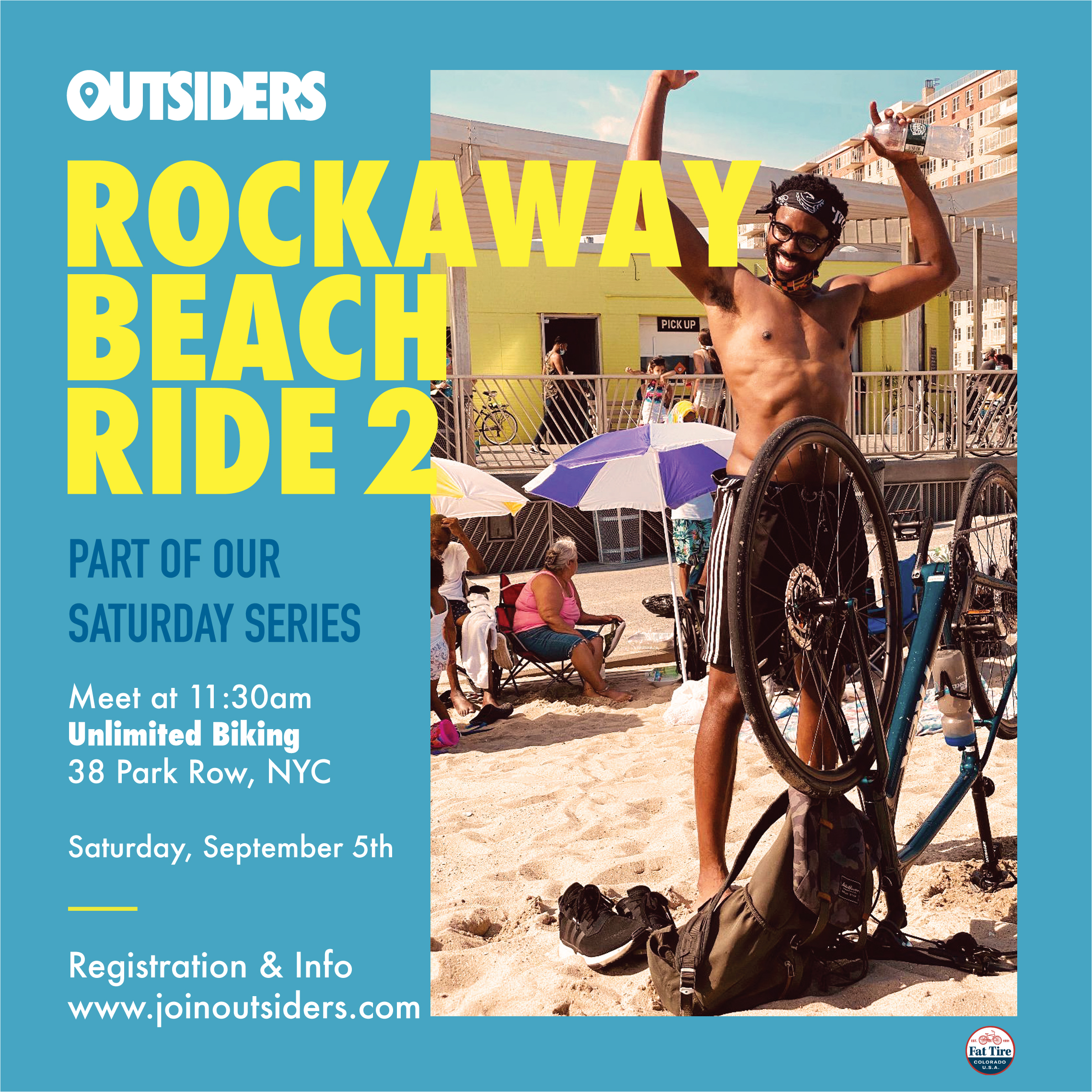 Rockaway Beach Ride 2