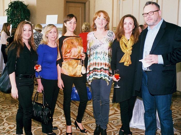 Holiday Style Fashion Show & Luncheon at the Galveston Convention Center