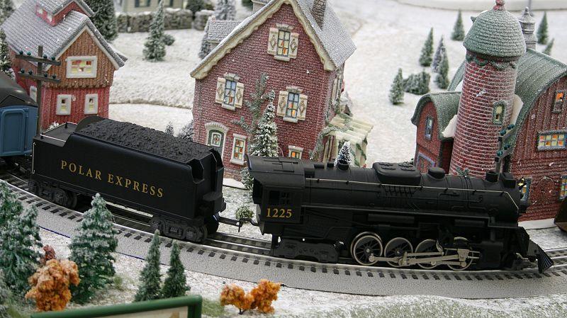 Holiday Train Expo 2016