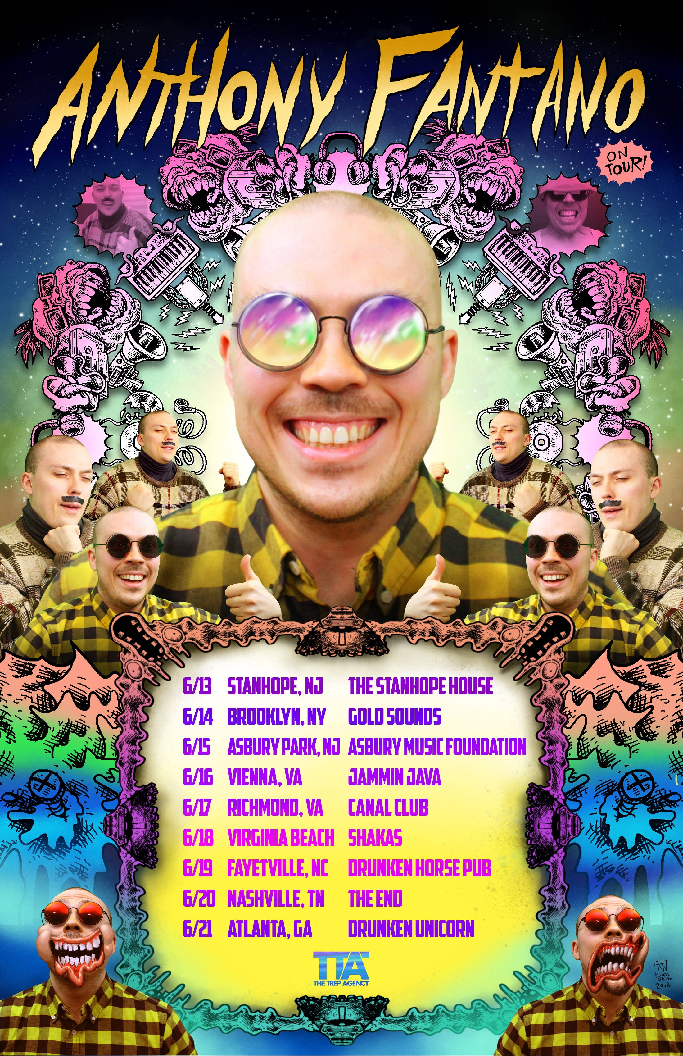ANTHONY FANTANO VIP 6/23- GREENVILLE, SC
