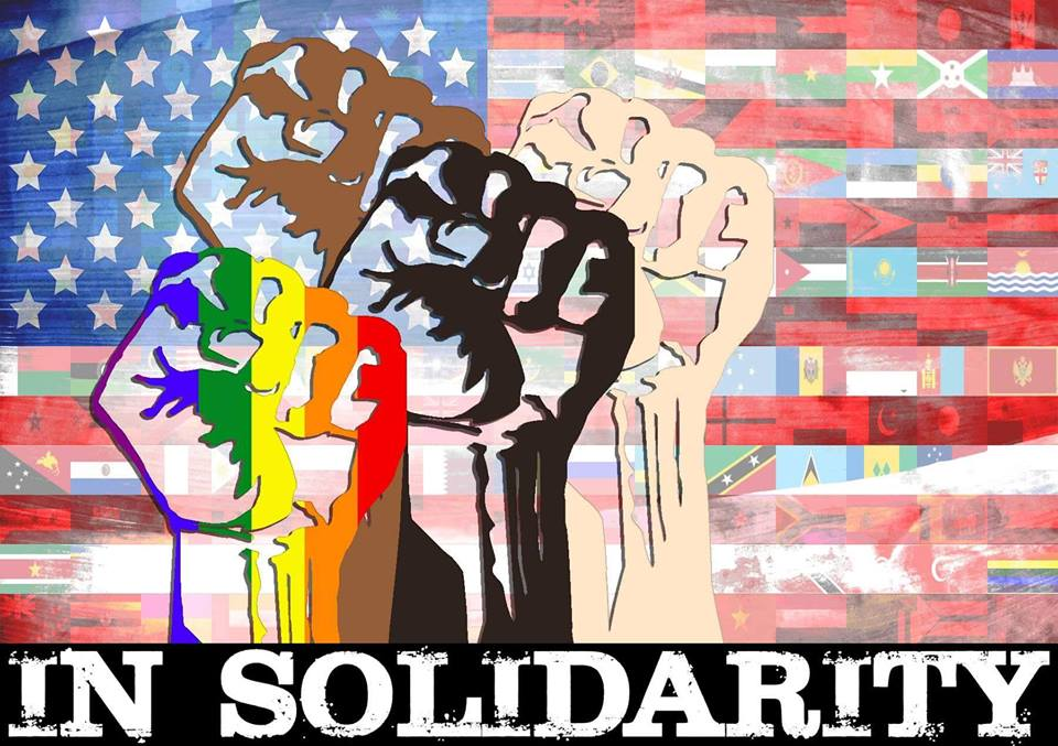 President's Day Weekend March and Rally - In support of all Immigrants and Refugees.