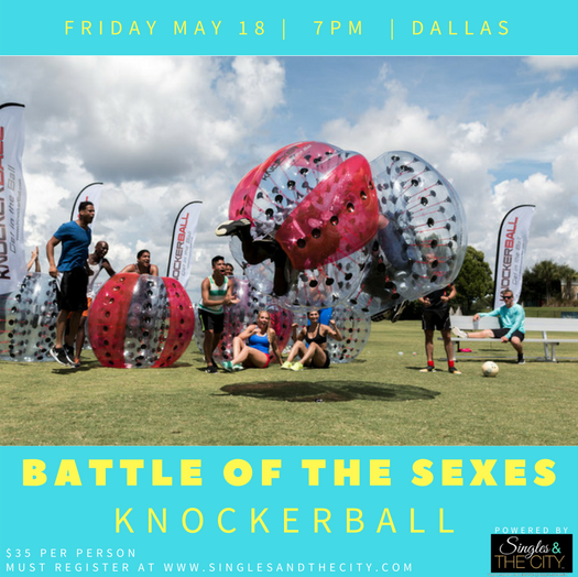 Battle of the Sexes: Knockerball
