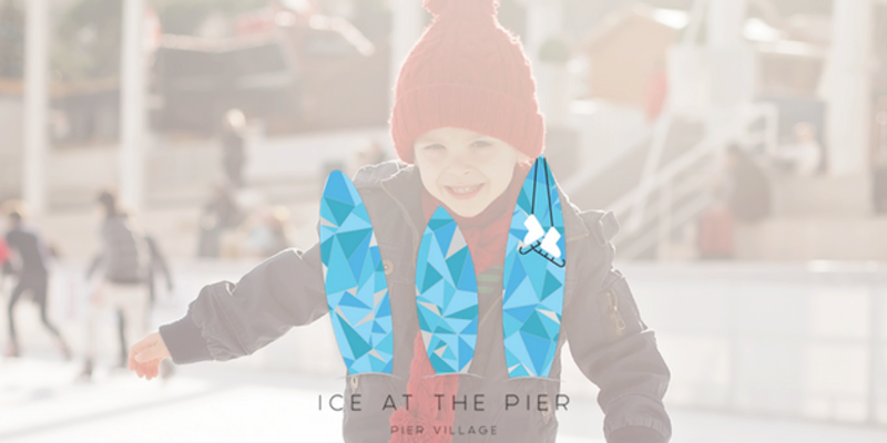ICE AT THE PIER - February Sessions/ Gift Certificates