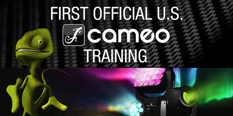Cameo Light Training