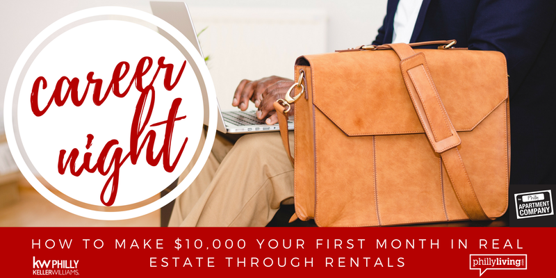 Career Night: $10K Your First Month Through Real Estate Rentals