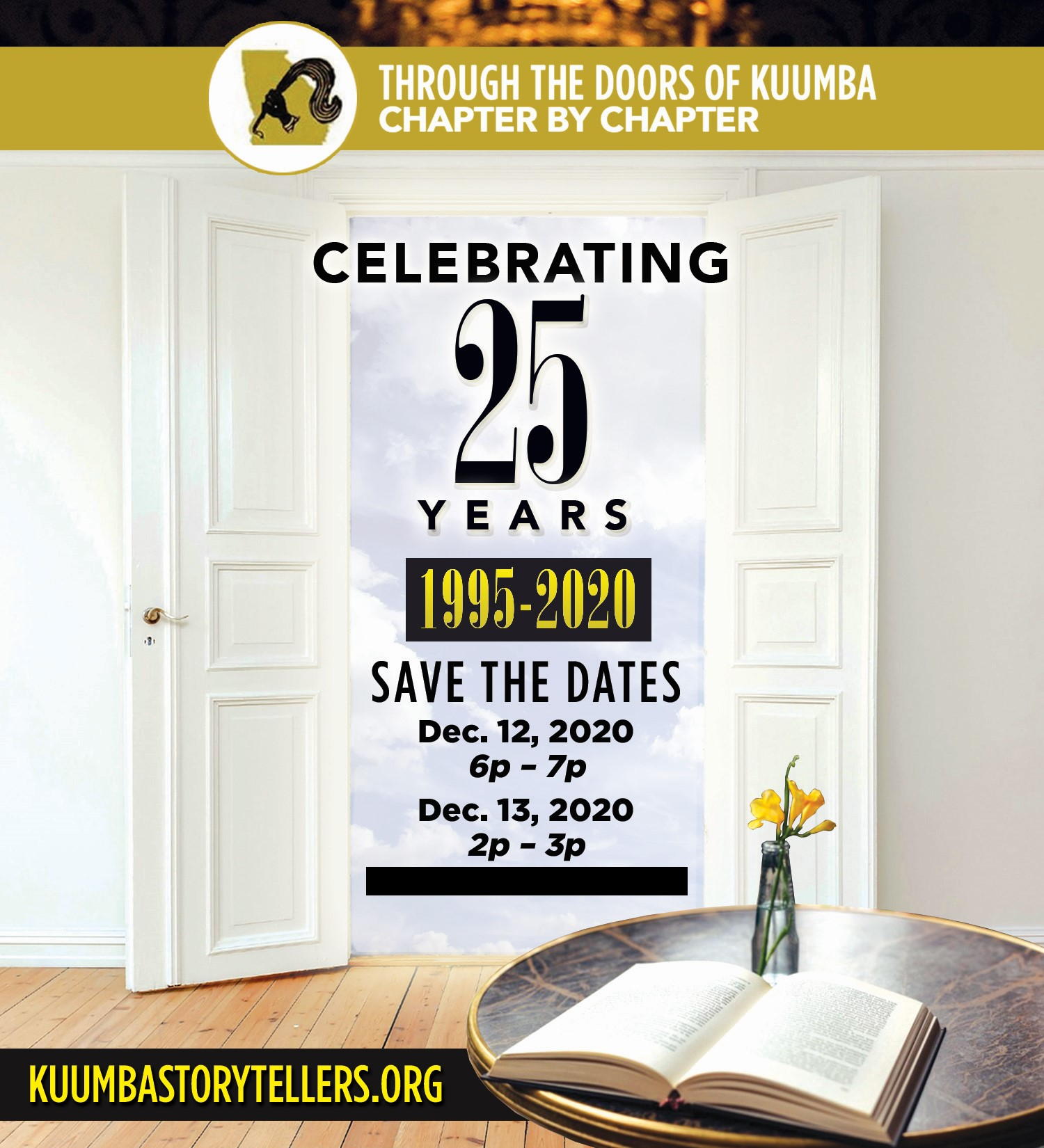 Kuumba Storytellers of Georgia 25th Anniversary