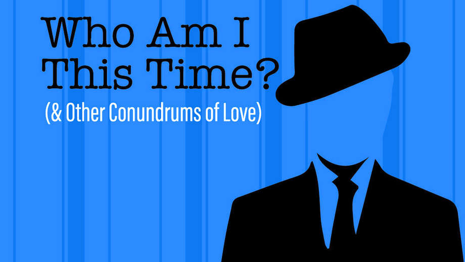 Kurt Vonnegut's Who Am I This Time (& Other Conundrums of Love) at Stages Repertory Theater