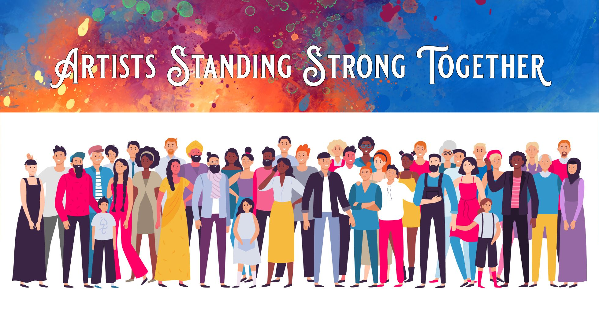 Artists Standing Strong Together