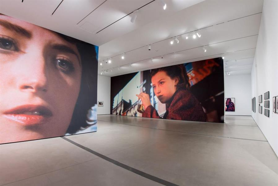 Cindy Sherman's Exhibit: Imitation of Life