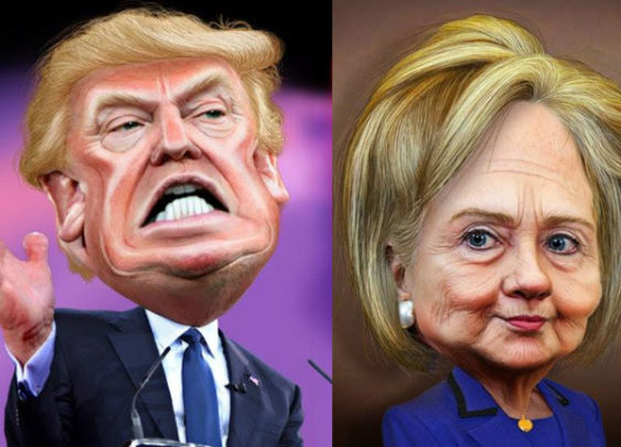 2016 Presidential Debates Watch Party