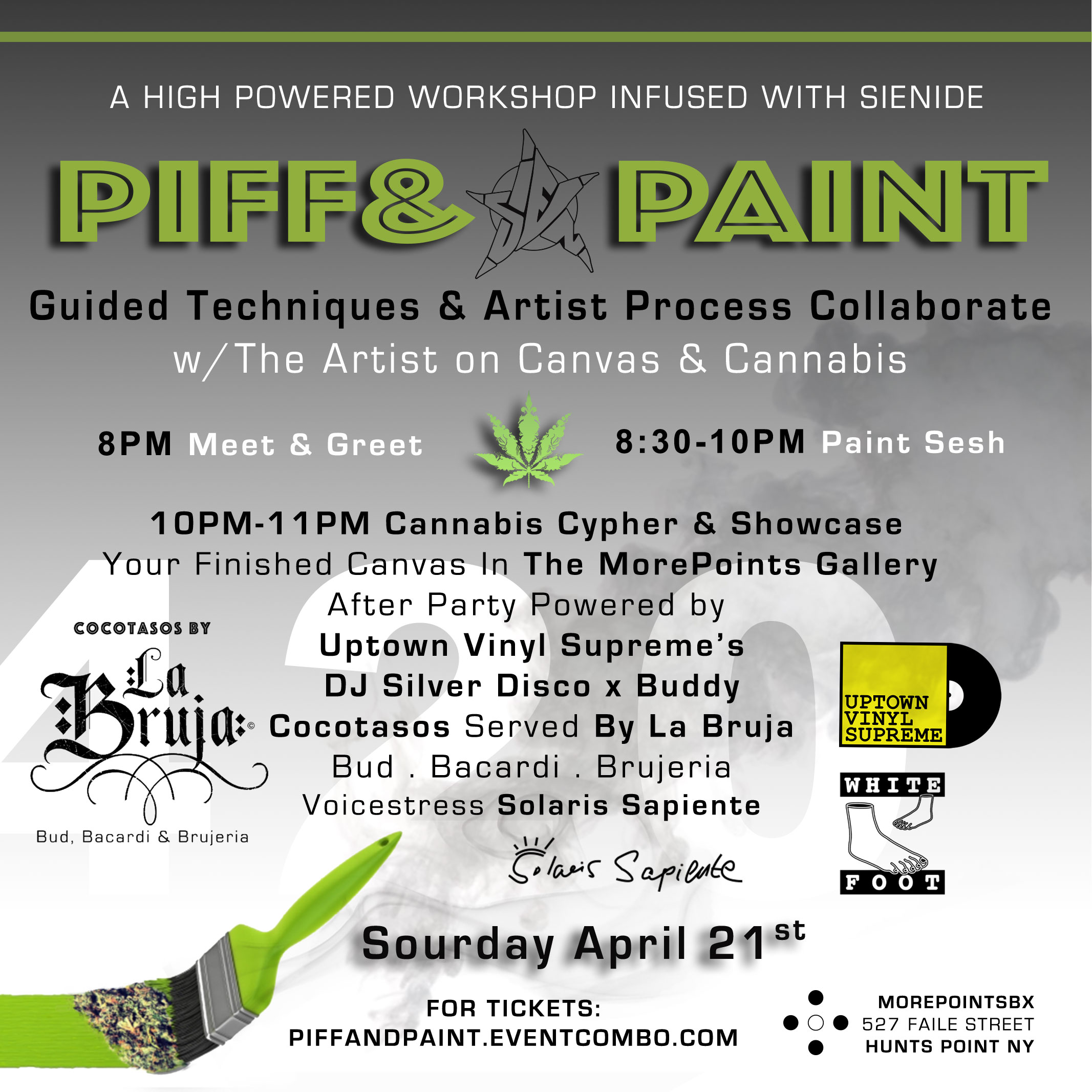 Piff and Paint