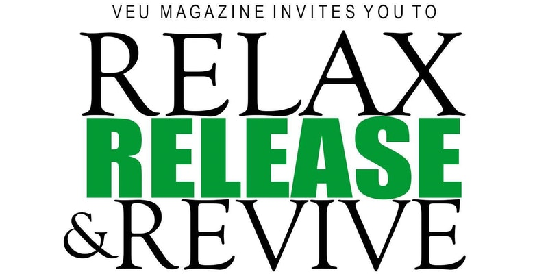 Relax Release and Revive Motivational Meetup Event