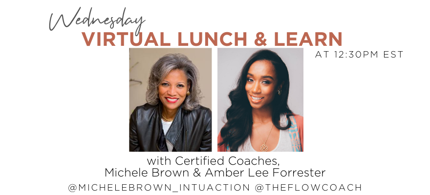 Wednesday Lunch & Learn Coaching Hour (1st Wednesday of the Month)