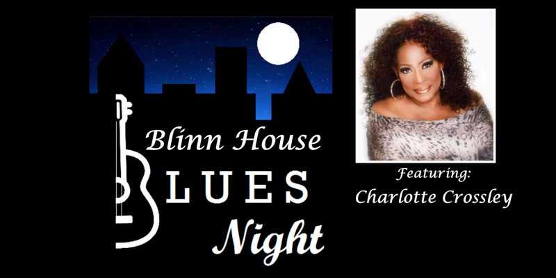 Blinn House Blues Night