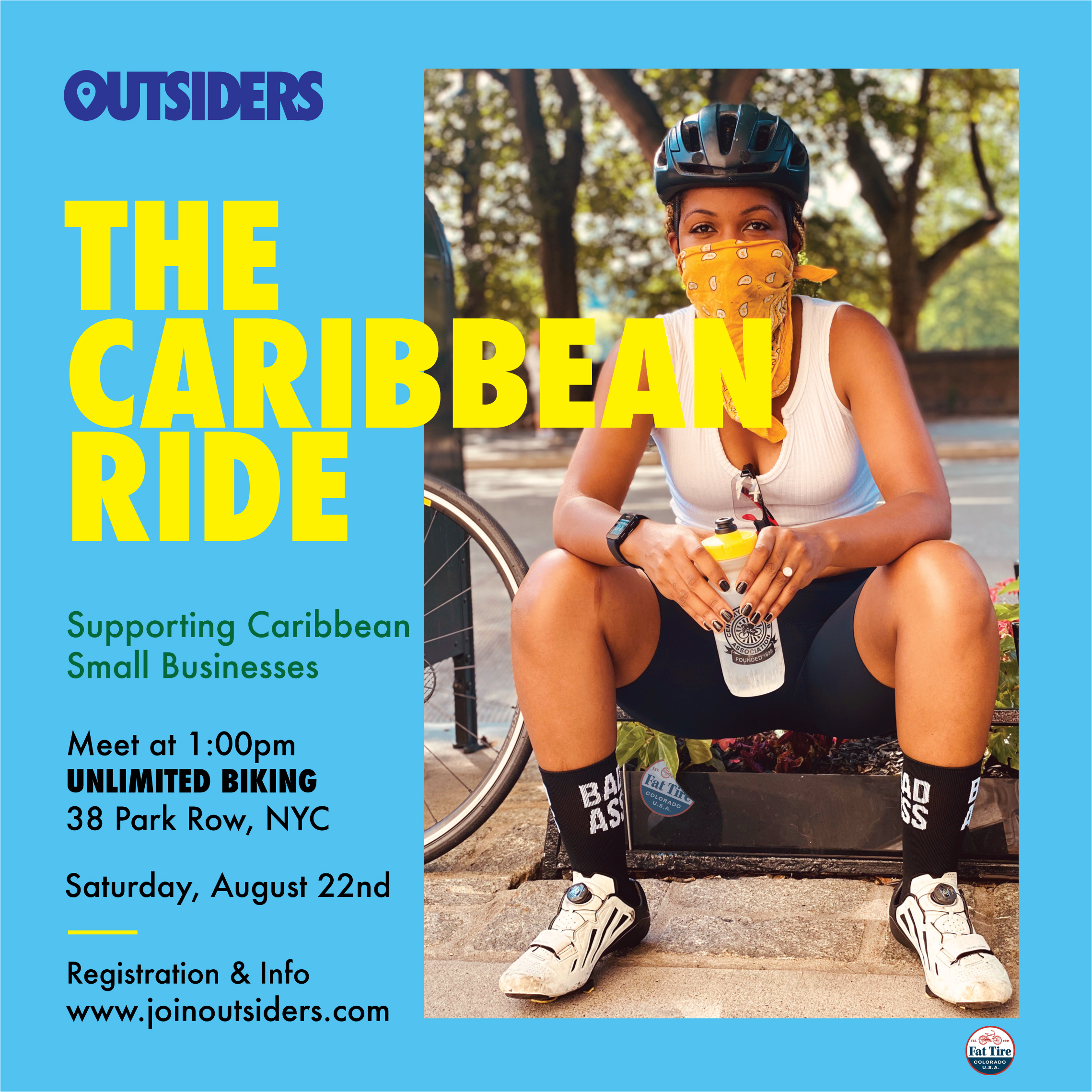The Caribbean Ride