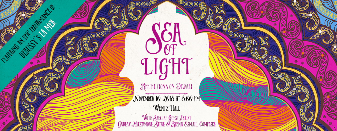 Sea of Light - Reflections on Diwali