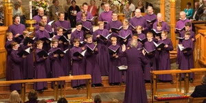 Canterbury Cathedral Choir, Houston Concert