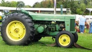 11th Annual Crank It Up! Antique Tractor and Engine Show