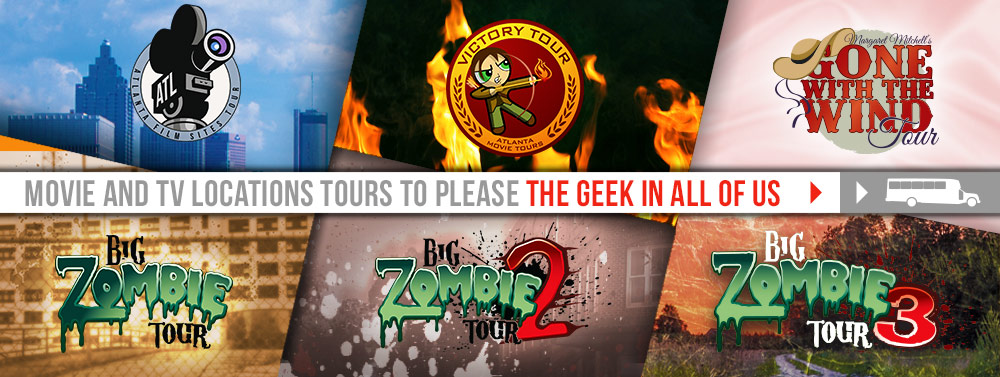 Big Zombie Tour Part 1 Bite Sized Tour