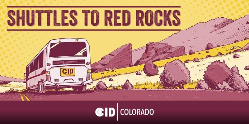 Shuttles to Red Rocks - 5/4 - Twiddle
